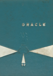 1959 Edition, Sexton High School - Oracle Yearbook (Lansing, MI)