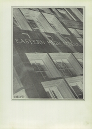Page 11, 1934 Edition, Eastern High School - Lantern Yearbook (Lansing, MI) online yearbook collection