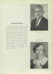 Page 15, 1934 Edition, Eastern High School - Lantern Yearbook (Lansing, MI) online yearbook collection