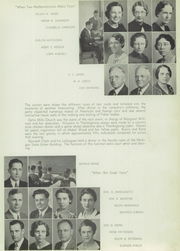Page 17, 1934 Edition, Eastern High School - Lantern Yearbook (Lansing, MI) online yearbook collection