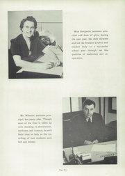 Page 11, 1945 Edition, Eastern High School - Lantern Yearbook (Lansing, MI) online yearbook collection