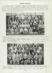 Page 13, 1945 Edition, Eastern High School - Lantern Yearbook (Lansing, MI) online yearbook collection
