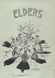Page 15, 1945 Edition, Eastern High School - Lantern Yearbook (Lansing, MI) online yearbook collection