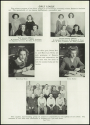 Page 16, 1946 Edition, Eastern High School - Lantern Yearbook (Lansing, MI) online yearbook collection