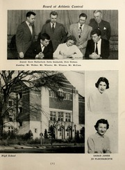 Page 11, 1951 Edition, Eastern High School - Lantern Yearbook (Lansing, MI) online yearbook collection