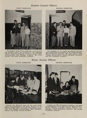 Page 11, 1952 Edition, Eastern High School - Lantern Yearbook (Lansing, MI) online yearbook collection