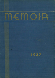 Grand Rapids Christian High School - Memoir Yearbook (Grand Rapids, MI) online yearbook collection, 1937 Edition, Page 1