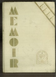 Page 1, 1939 Edition, Grand Rapids Christian High School - Memoir Yearbook (Grand Rapids, MI) online yearbook collection