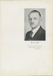 Page 11, 1939 Edition, Grand Rapids Christian High School - Memoir Yearbook (Grand Rapids, MI) online yearbook collection