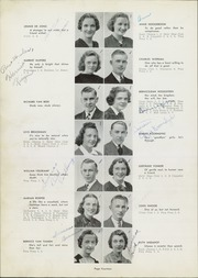 Page 16, 1939 Edition, Grand Rapids Christian High School - Memoir Yearbook (Grand Rapids, MI) online yearbook collection
