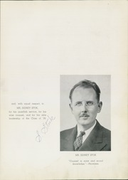 Page 7, 1939 Edition, Grand Rapids Christian High School - Memoir Yearbook (Grand Rapids, MI) online yearbook collection
