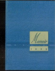 1943 Edition, Grand Rapids Christian High School - Memoir Yearbook (Grand Rapids, MI)