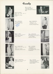 Page 12, 1953 Edition, Grand Rapids Christian High School - Memoir Yearbook (Grand Rapids, MI) online yearbook collection