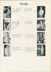 Page 15, 1953 Edition, Grand Rapids Christian High School - Memoir Yearbook (Grand Rapids, MI) online yearbook collection