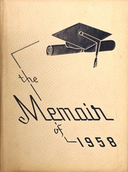 1958 Edition, Grand Rapids Christian High School - Memoir Yearbook (Grand Rapids, MI)