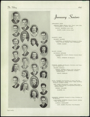 Page 14, 1945 Edition, Hazel Park High School - Viking Yearbook (Hazel Park, MI) online yearbook collection