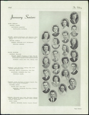 Page 15, 1945 Edition, Hazel Park High School - Viking Yearbook (Hazel Park, MI) online yearbook collection