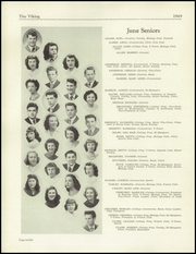 Page 14, 1949 Edition, Hazel Park High School - Viking Yearbook (Hazel Park, MI) online yearbook collection
