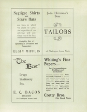 Page 7, 1904 Edition, East Lansing High School - Ceniad Yearbook (East Lansing, MI) online yearbook collection