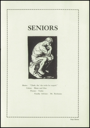 Page 13, 1923 Edition, East Lansing High School - Ceniad Yearbook (East Lansing, MI) online yearbook collection