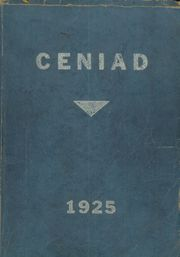 Page 1, 1925 Edition, East Lansing High School - Ceniad Yearbook (East Lansing, MI) online yearbook collection