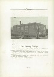 Page 12, 1925 Edition, East Lansing High School - Ceniad Yearbook (East Lansing, MI) online yearbook collection