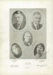 Page 14, 1925 Edition, East Lansing High School - Ceniad Yearbook (East Lansing, MI) online yearbook collection