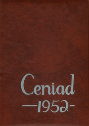 Page 1, 1952 Edition, East Lansing High School - Ceniad Yearbook (East Lansing, MI) online yearbook collection