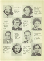 Page 11, 1952 Edition, East Lansing High School - Ceniad Yearbook (East Lansing, MI) online yearbook collection