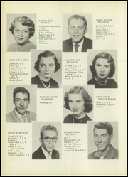 Page 12, 1952 Edition, East Lansing High School - Ceniad Yearbook (East Lansing, MI) online yearbook collection