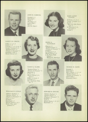 Page 13, 1952 Edition, East Lansing High School - Ceniad Yearbook (East Lansing, MI) online yearbook collection