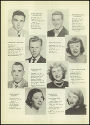 Page 14, 1952 Edition, East Lansing High School - Ceniad Yearbook (East Lansing, MI) online yearbook collection