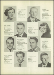 Page 16, 1952 Edition, East Lansing High School - Ceniad Yearbook (East Lansing, MI) online yearbook collection