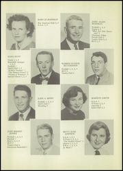 Page 17, 1952 Edition, East Lansing High School - Ceniad Yearbook (East Lansing, MI) online yearbook collection