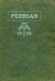Page 1, 1929 Edition, Perry High School - Rambler Yearbook (Perry, MI) online yearbook collection