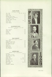 Page 11, 1929 Edition, Perry High School - Rambler Yearbook (Perry, MI) online yearbook collection