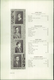 Page 12, 1929 Edition, Perry High School - Rambler Yearbook (Perry, MI) online yearbook collection