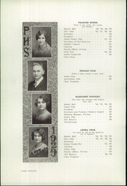 Page 14, 1929 Edition, Perry High School - Rambler Yearbook (Perry, MI) online yearbook collection