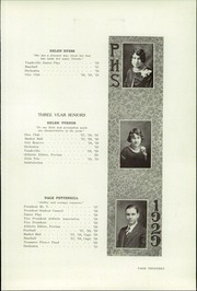 Page 15, 1929 Edition, Perry High School - Rambler Yearbook (Perry, MI) online yearbook collection