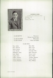 Page 16, 1929 Edition, Perry High School - Rambler Yearbook (Perry, MI) online yearbook collection