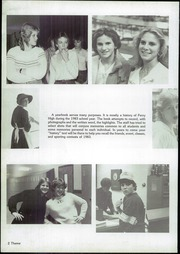 Page 4, 1983 Edition, Perry High School - Rambler Yearbook (Perry, MI) online yearbook collection