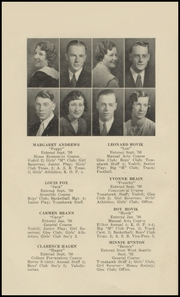 Page 14, 1934 Edition, Marysville High School - Viking Yearbook (Marysville, MI) online yearbook collection