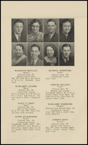 Marysville High School - Viking Yearbook (Marysville, MI) online yearbook collection, 1934 Edition, Page 15