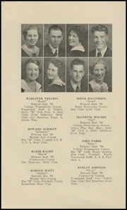 Page 16, 1934 Edition, Marysville High School - Viking Yearbook (Marysville, MI) online yearbook collection