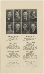 Page 17, 1934 Edition, Marysville High School - Viking Yearbook (Marysville, MI) online yearbook collection
