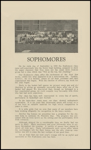 Page 26, 1934 Edition, Marysville High School - Viking Yearbook (Marysville, MI) online yearbook collection