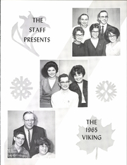 Page 5, 1965 Edition, Marysville High School - Viking Yearbook (Marysville, MI) online yearbook collection
