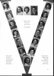 Page 15, 1943 Edition, Holland Christian High School - Footprints Yearbook (Holland, MI) online yearbook collection