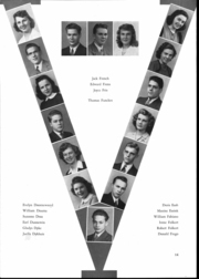 Page 17, 1943 Edition, Holland Christian High School - Footprints Yearbook (Holland, MI) online yearbook collection