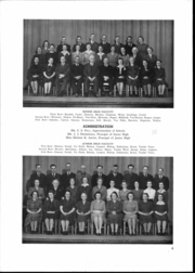 Page 9, 1943 Edition, Holland Christian High School - Footprints Yearbook (Holland, MI) online yearbook collection